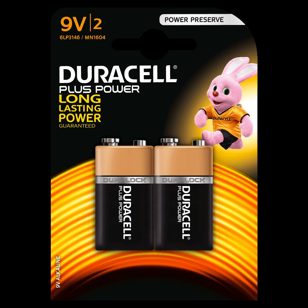 9 v batterien und spezialbatterien von duracell ideal f r rauchmelder. Black Bedroom Furniture Sets. Home Design Ideas