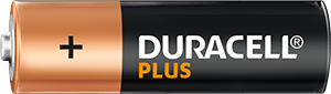 Duracell Plus AA Batterie