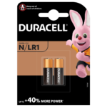Duracell Specialty N Alkaline-Batterie 1,5V in 2-stück packung